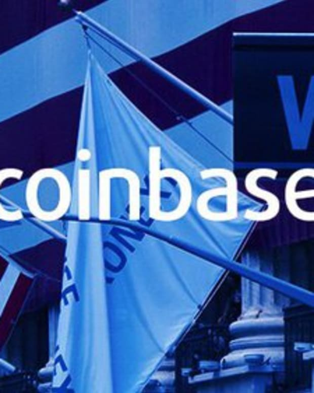 Op-ed - Introducing the Exchanges: Coinbase (Part 2)