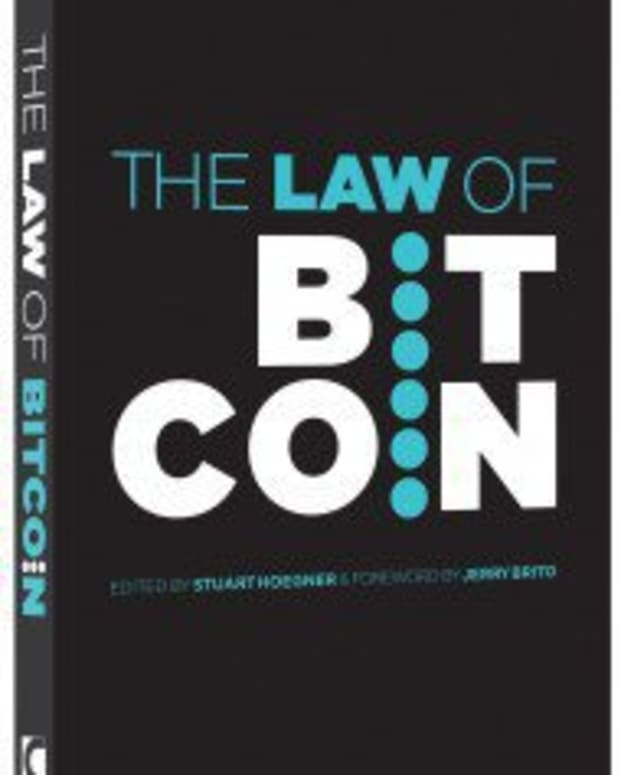 "Op-ed - ""The Law Of Bitcoin"" Book Released by 10 International Lawyers and Academics: The Definitive Guide to Navigating Bitcoin Law"