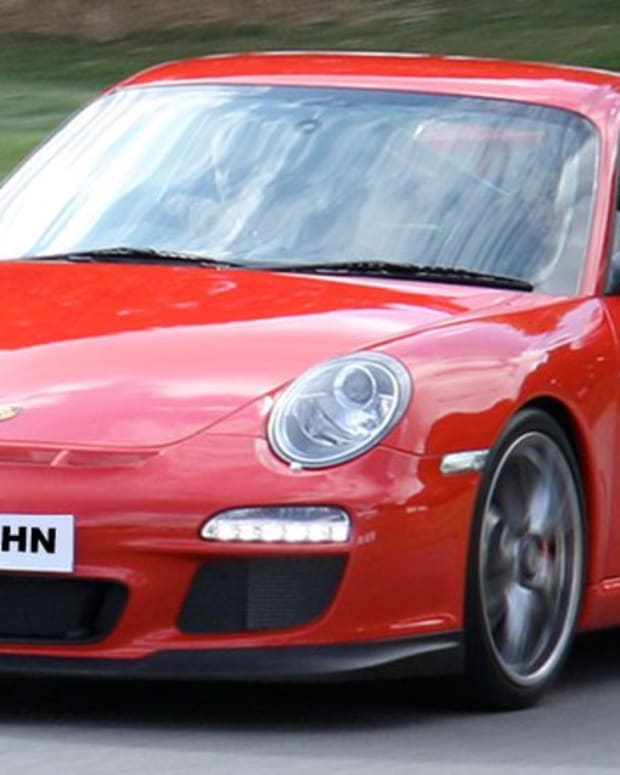 - Porsche and XAIN Testing IoT