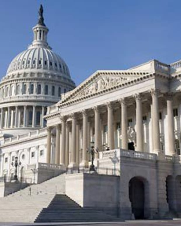 Op-ed - US Senate Meets Bitcoin Day 1