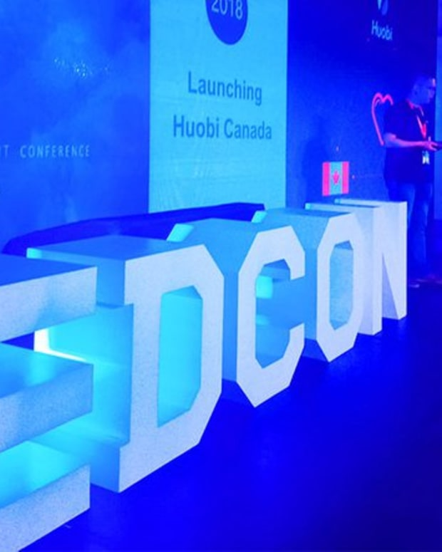 Startups - Blockchain Asset Company Huobi Group Announces Expansion to Canada