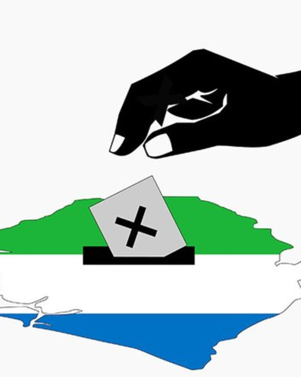 Blockchain - Sierra Leone and the Blockchain Election That Wasn't