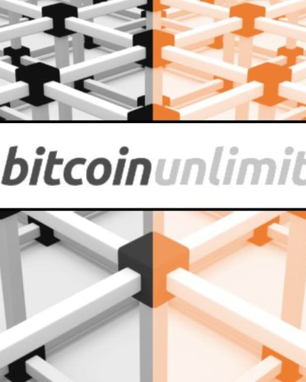 "Blockchain - Major Exchanges Will Consider Bitcoin Unlimited a ""New Asset"""