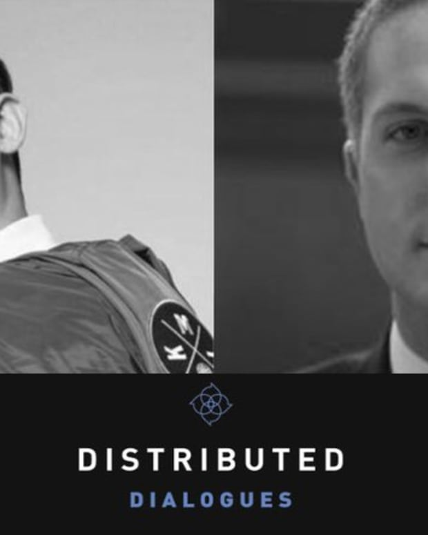 Let's talk bitcoin - Distributed Dialogues: Governance and Decentralized Platforms