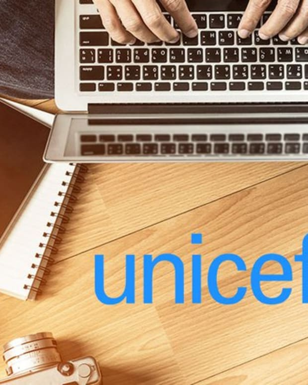 "Mining - UNICEF's ""Hope Page"" Mines Cryptocurrency Through Visitors' Computers"