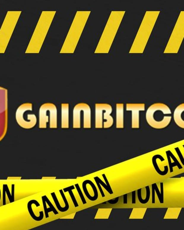 Scams - Dubious Bitcoin Scheme Uses Ethereum ICO to Keep the Game Going