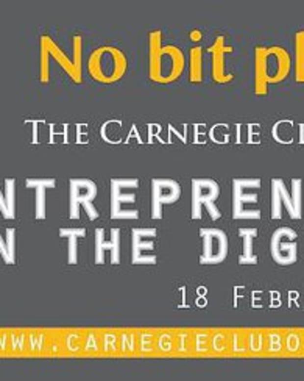 Op-ed - The Carnegie Club Bitcoin Panel