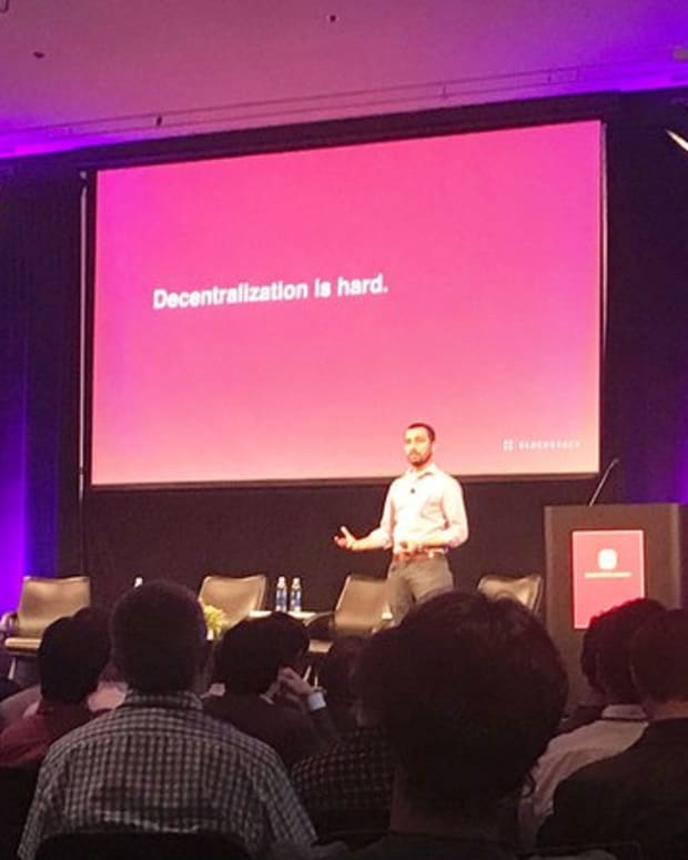 Adoption & community - Blockstack Summit Tackles the Future of Decentralization