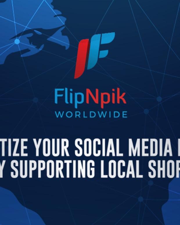 - FlipNpik's Social Media Model: Boosting Incentives for Local Promotions