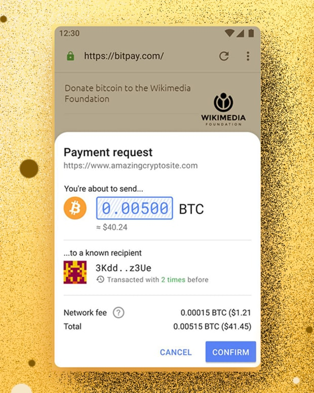 After launching a beta in July 2019, Opera is launching full-blown support for bitcoin on its Android browser.