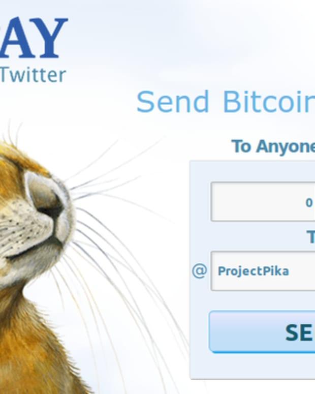 Op-ed - PikaPay: Microfunding Over Twitter