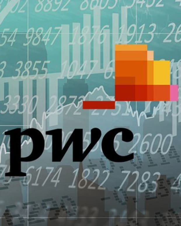 Investing - PwC and Cred Partner to Promote Cryptocurrency Trading Technology