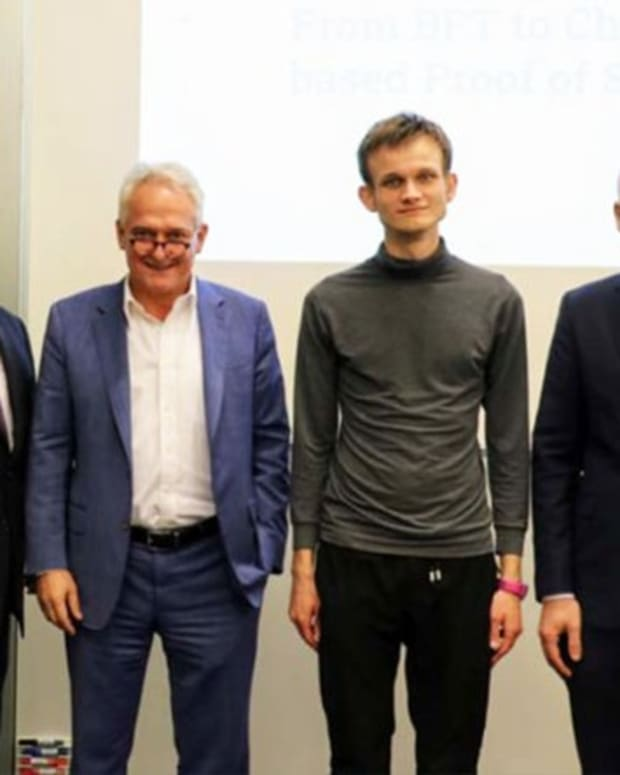 Adoption & community - Ethereum Founder Vitalik Buterin Receives Honorary Doctorate