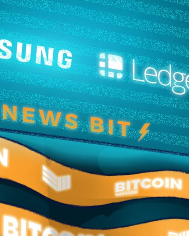 Investing - Samsung Invests $2.9 Million in Crypto Wallet Manufacturer Ledger