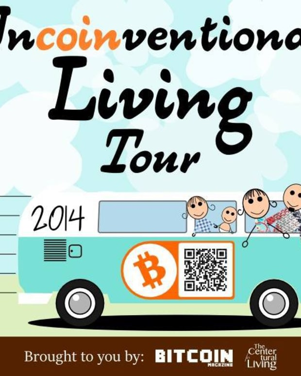 "Op-ed - ""Uncoinventional"" Family on Bitcoin Only Cross Country Tour to Visit Ohio's Bitcoin Boulevard"