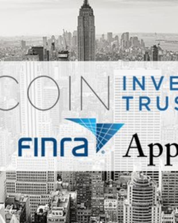 Op-ed - Bitcoin Investment Trust Becomes the First Publicly Traded Bitcoin Fund