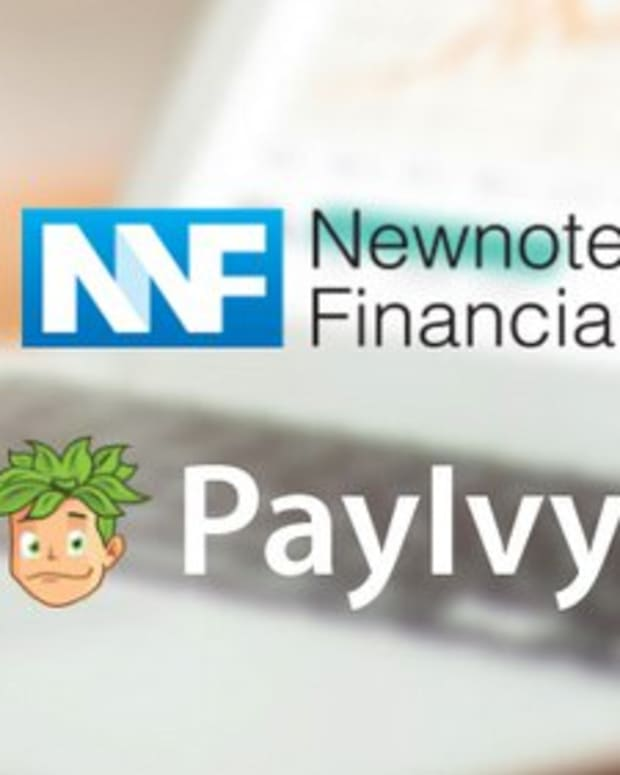 Op-ed - Merchant Site PayIvy.com Acquired by Digital Currency Investor Newnote Financial