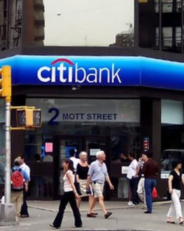 Op-ed - Citi Persuaded that Digital Money is Inevitable