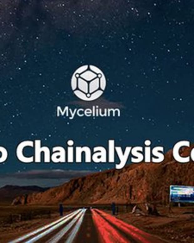 Op-ed - Mycelium Responds to Backlash over Chainalysis Connection