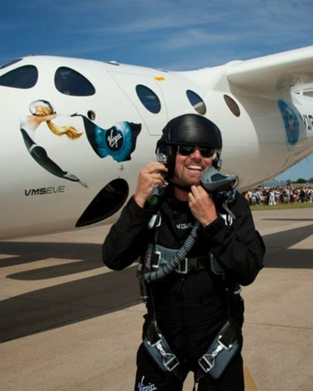 Op-ed - Travel to space with Bitcoin and Virgin Galactic