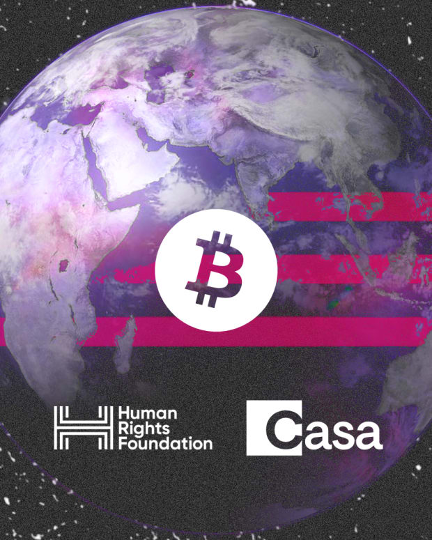 Casa, Human Rights Foundation Partner For Bitcoin Education