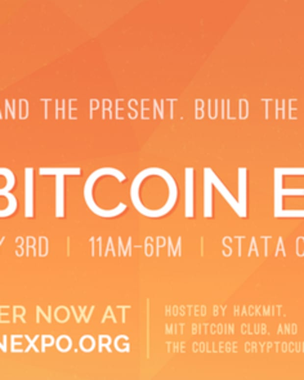Adoption & community - MIT's Bitcoin Expo and the Students Behind It
