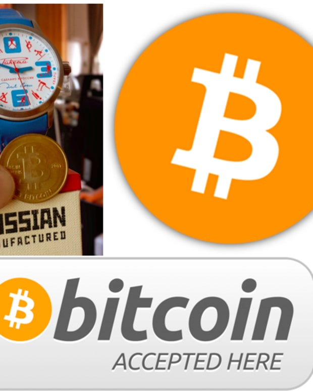 Op-ed - 300 Year Old Russian Watch Factory Raketa Accepts Bitcoins