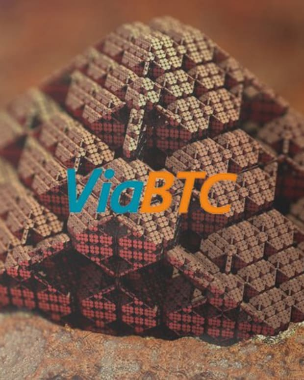 Mining - An Interview With ViaBTC