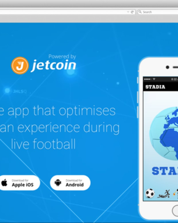 Adoption & community - Jetcoin Launches Football App Stadia For Fans Worldwide