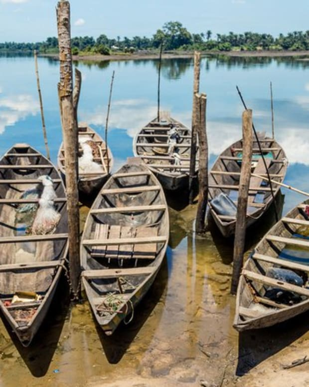 Adoption & community - How Blockchain Technology is Helping to Clean the Niger River
