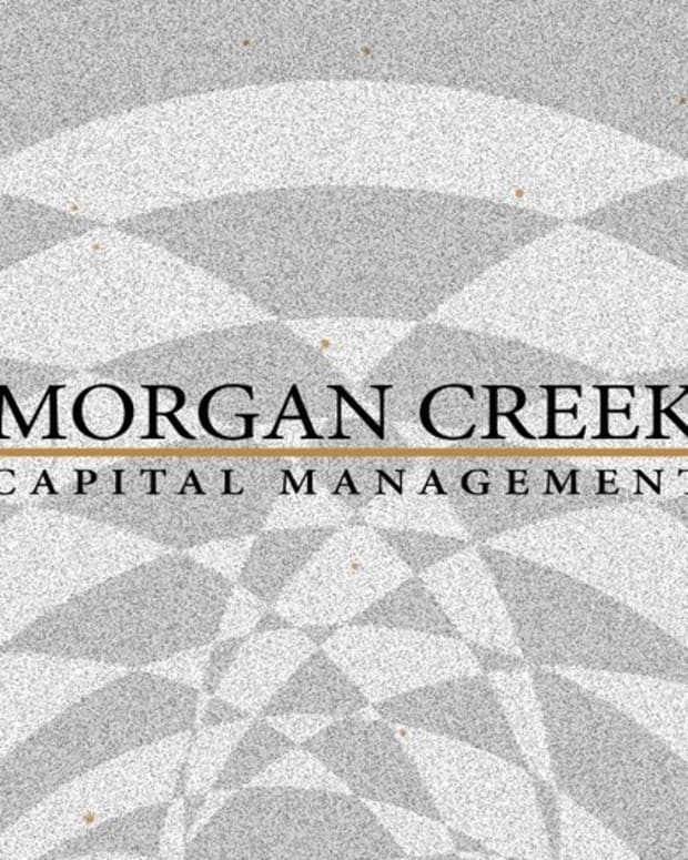 Adoption - Morgan Creek Bags $40M Raise