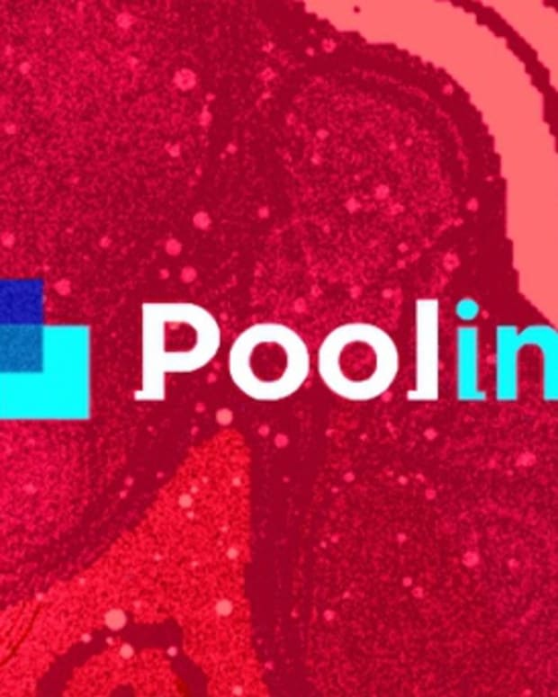 Poolin mining in China