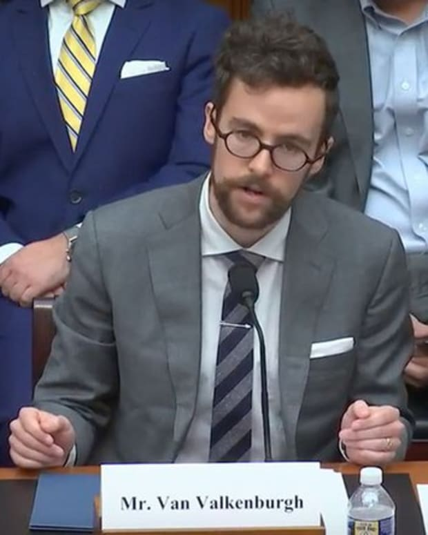 Regulation - Congressional Hearings: We Must Distinguish Digital Commodities From ICOs