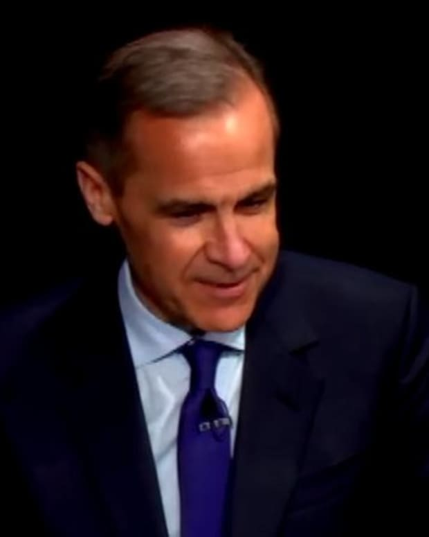 Regulation - Mark Carney: Cryptocurrencies Do Not Pose Serious Risks