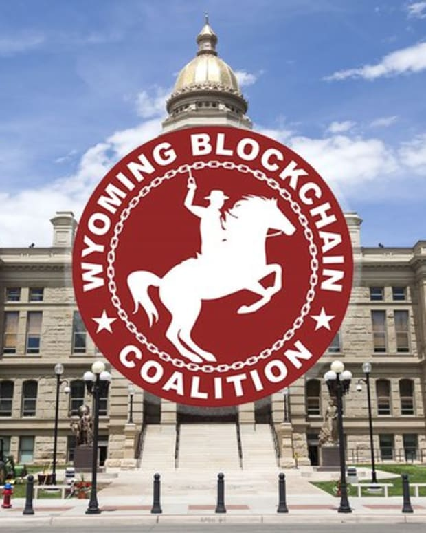 Regulation - Blockchain Coalition Seeks to Make Bitcoin Welcome in Wyoming
