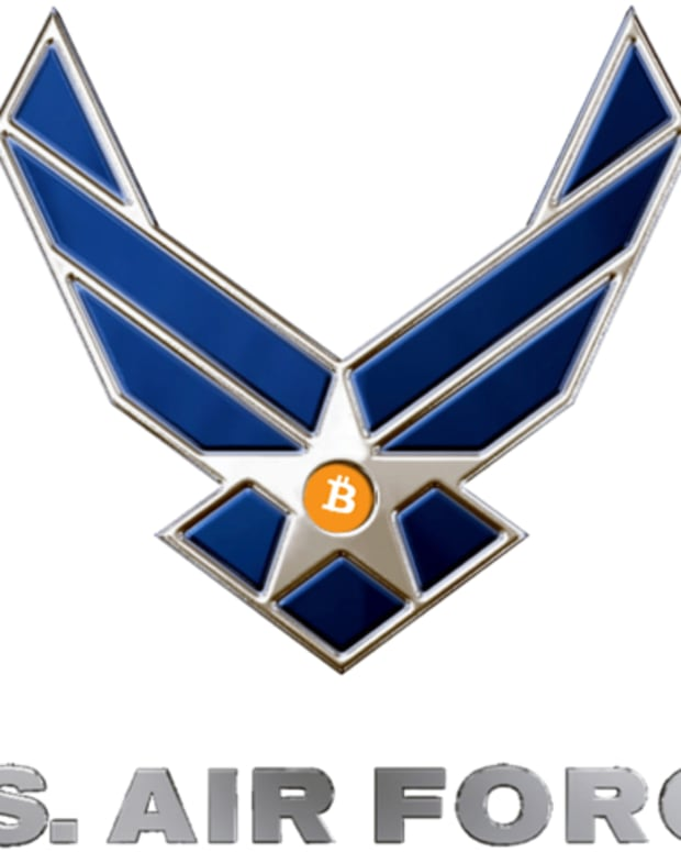 Op-ed - U.S. Air Force Building Bitcoin Payment Gateway