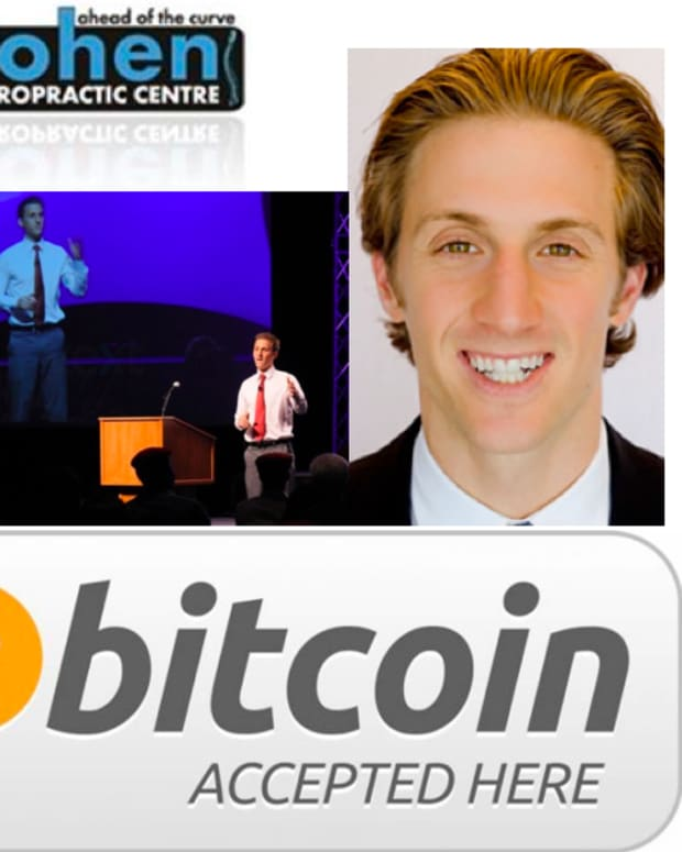 Op-ed - Bitcoin Takes Another Step into the Medical Arena: An Interview with Dr. Austin Cohen