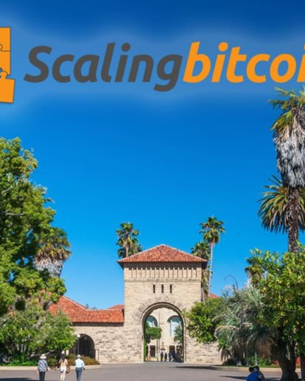- The Stage Is Set in Stanford for the Next Scaling Bitcoin Workshops