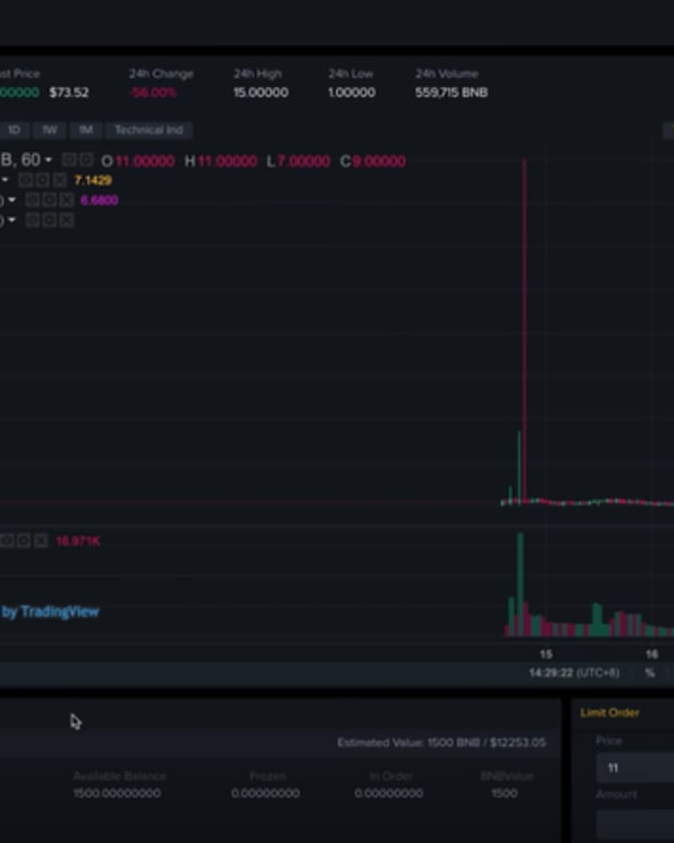 Digital assets - Binance Showcases Decentralized Exchange Progress in Latest Video
