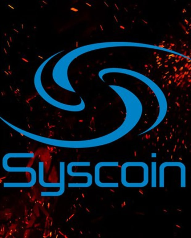 "Digital assets - Syscoin: Chain ""Fully Operational as per Design"" After ""Irregular"" Trade Activity"