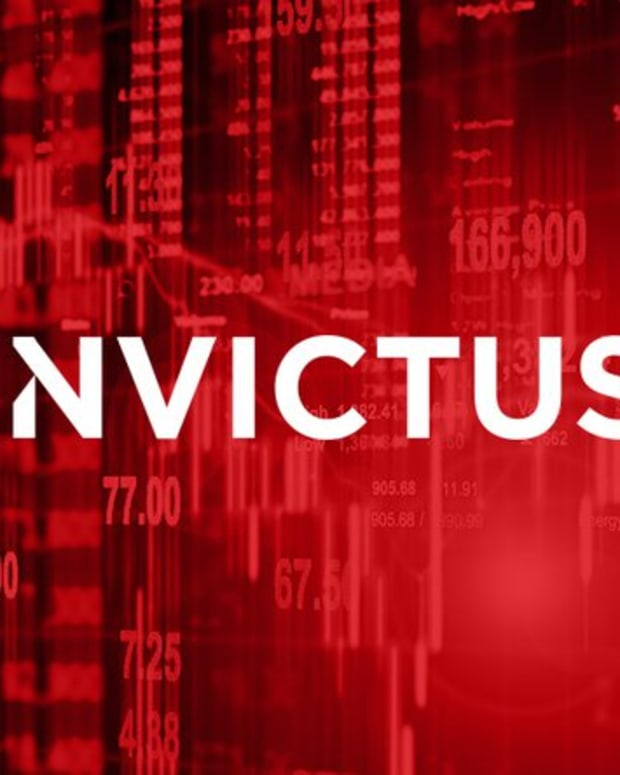 - Ushering in a New Future — Cryptocurrency Investing With Invictus