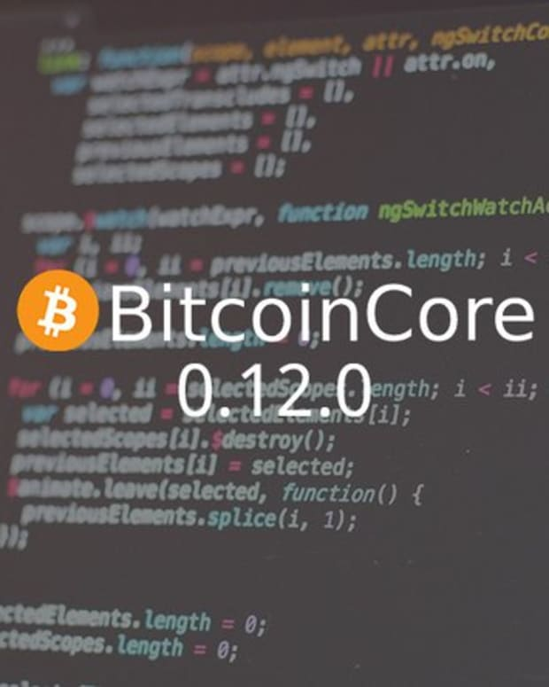 Technical - Bitcoin Core 0.12.0 Released: What's New?