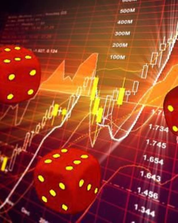 Op-ed - Martingale Betting: A Metaphor for Too Big to Fail