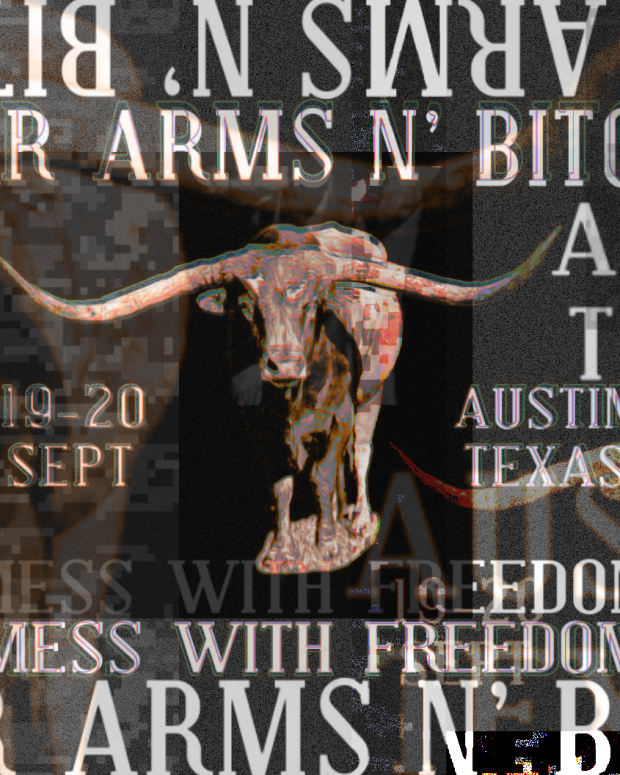 The Bear Arms N' Bitcoin event in Austin on September 19 and 20 is an in-person chance to celebrate the latest tools in freedom and privacy.