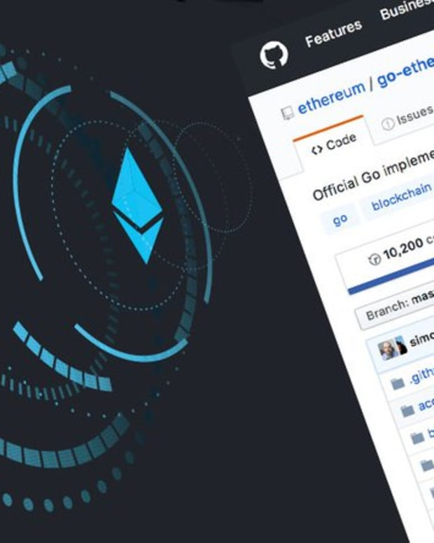 Ethereum - Decentralization Gains Traction: Go-Ethereum Fifth Most Active on Github