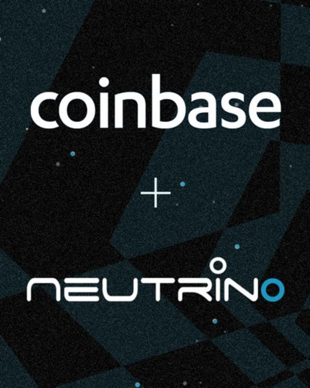 Privacy & security - Coinbase Snaps Up Blockchain Intelligence Startup Neutrino