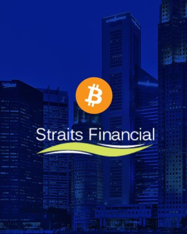 Adoption & community - Straits Financial Enables Bitcoin Payments for Futures Trading