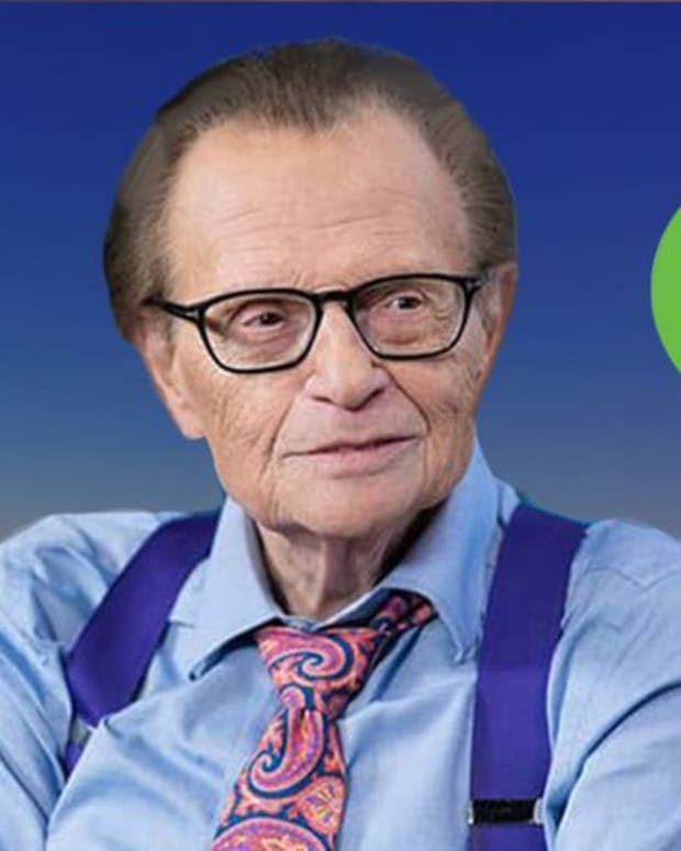 Startups - Crypto Startup Taps Larry King in Shared Effort to Combat Climate Change
