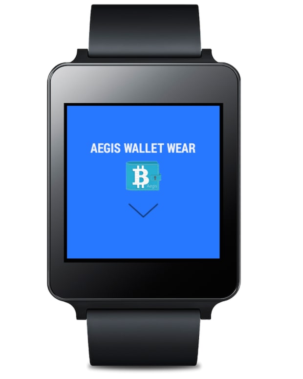 Op-ed - Aegis Wallet's Smartwatch Support