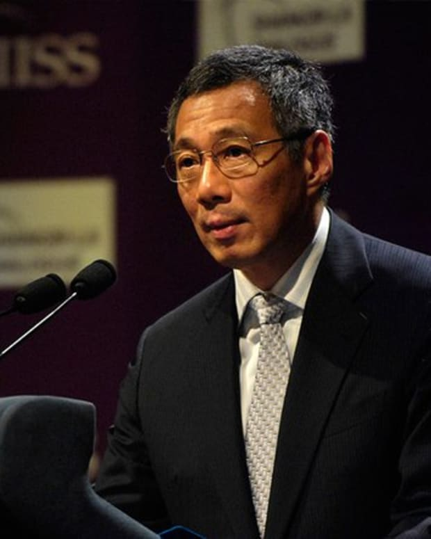 "Op-ed - Singapore Prime Minister: ""Banks Must Take Advantage of Technologies like Bitcoin"""